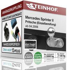 AHK MERCEDES-BENZ SPRINTER II Pritsche 3,0T/3,5T+ELEKTROSATZ 13p SPEZIFISCH
