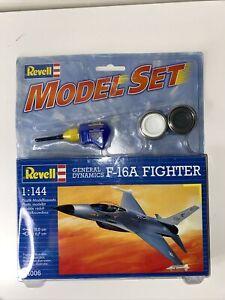 Revell F-16a Fighter 1:144 Model Set