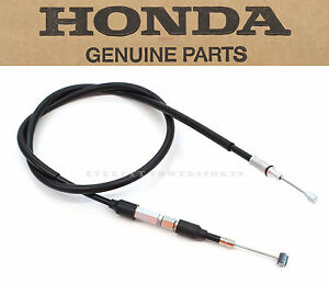New Genuine Honda Clutch Control Cable 93-97 CR125 R OEM  #D68