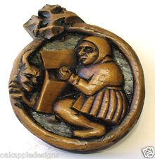 Médiéval diable Reproduction Cathédrale Sculpture Gothique Cadeau Ornement plaque murale