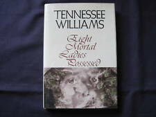 Tennessee Williams Eight Mortal Ladies Possessed 1ST ED