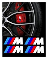 BMW M Bremssattel Aufkleber / weiß / hochwertige Oracal Folie!