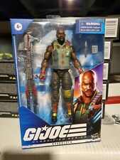 G.I. Joe Classified Roadblock in hand sealed ready to ship