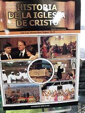 Historia De La Iglesia De Cristo Jesús Luis Montecino Chipres Th .d