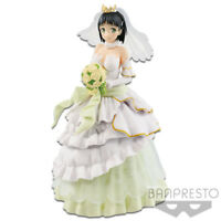 Banpresto Sword Art Online EXQ Code Register Figure Wedding Suguha Leafa BP38877