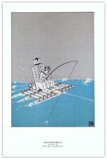 Affiche BD JOOST SWARTE Articulado Por fin independiente 30x45 cm