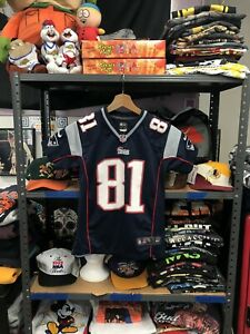 Aaron Hernandez New England Patriots Jersey Size Youth Small