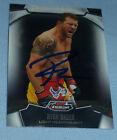 Ryan Bader Signed UFC 2012 Topps Finest Refractor Card #20 PSA/DNA COA Autograph