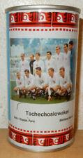 REWE WORLDCUP SOCCER 1970 TSECHOSLOWAKEI Karlsberg Beer can from GERMANY (35cl)