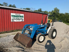 1995 Ford 1520 4x4 Hydro 20Hp Compact Tractor w/ Loader Cheap!