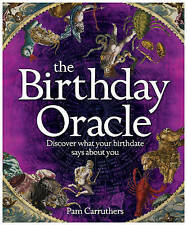 """AS NEW"" The Birthday Oracle, Pam Carruthers, Book"