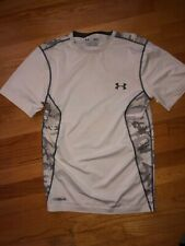 Men's under armour Heargear Fitted Shirts Size Small
