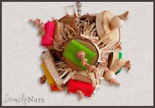 Drop The Ball ~ Large Bird Parrot Toy ~ Macaws Cockatoos Amazons