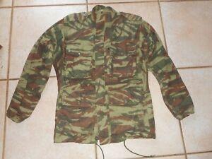 belle veste camo modèle 47 / 56 lésard bon état  (R23)