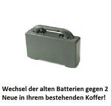 Numatic Akku / Batterie Wechsel für Batteriekoffer Akkukoffer 606260 von TTB1840