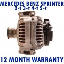 Mercedes Benz - Sprinter 2-t 3-t 4-t 5-t Bus Caja Cdi 2000-2006 Alternador