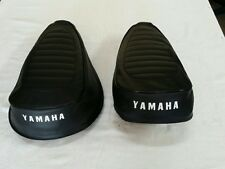 YAMAHA JT1 JT2 1971 AND 1972 MODEL REPLACEMENT SEAT COVER BLACK (Y94--n9)
