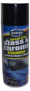 Auto Bright Streak Free Glass & Chrome Cleaner (12 oz) E5474