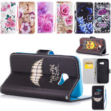 PU Leather Wallet Phone Case Cover Flip Stand Magnetic Closing For Apple iPhone