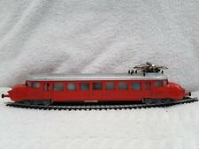 HAG HO Gauge 3 Rail SBB CFF Electric Railcar. Tested Runner With Lights