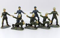 Vintage ATLANTIC Missile Battery and Crew from set 2156.