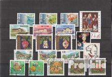 Liechtenstein 1997 usado año completo en buen estado