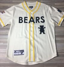 Grizzly Griptape Bad News Bears Men's MEDIUM Baseball Jersey Torey Pudwill RARE!