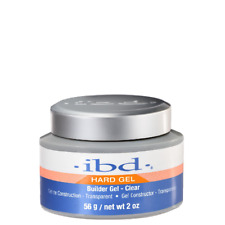 IBD UV Hard Gel Clear Builder Gel 56g Nails Constructor