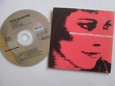 Reba McEntire – Cathy's Clown  MCA Records – DMCAT 1336 UK CD Single