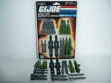 K17F000 VEHICLE GEAR PACK x 2 FRENCH VERSION MOC SEALED & LOOSE COMPLETE GI JOE