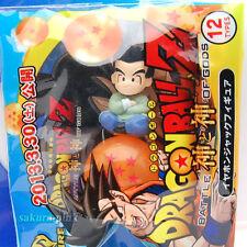 Krillin DRAGONBALL Z BATTLE OF GODS Earphone Jack Figure KIRIN Movie Promo Japan