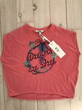 BNWT French Connection Watermelon Dreams Top - Size 4-5 - RRP$24.95