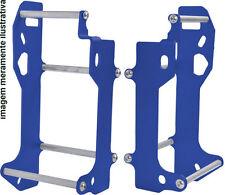 CROSSPRO PROTEZIONE RADIATORI ALLUMINIO HUSABERG 350 FE 2013-2014 BLU BLUE