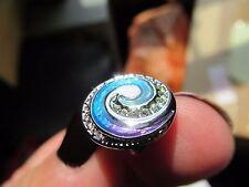 Swarovski SCS Enamel and crystal  Pin Collectors Badge