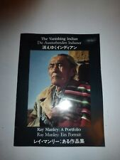 """New listing Ray Manley's """"The Vanishing Indian"""" by Clara L. Tanner (1983, Paperback) 37"""