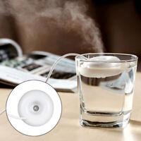 Mini USB Humidifier Donut Shaped Aroma Diffuser Purifier Home Office Car Decor