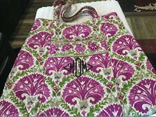 "Gently Used 1X~ Vera Bradley  ""MOM "" Julep Tulip XL Carryall Bag Purse 15X16"