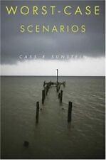 Worst-Case Scenarios, Sunstein, Cass R., Good Condition, Book