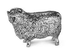 More details for hallmarked sterling silver sheep model