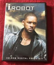 'I, Robot' Movie Press Kit - Will Smith Sci-Fi Film