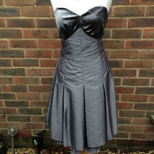NEW - Beautiful Silver Kirsty Doyle Party Dress Size 16
