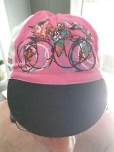 Mario Schifano Castelli cycling cap casquette maglia ciclismo