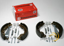 VW Passat 35i - Zimmermann Brake Shoes Shoe Brake with Accessories Set for Rear