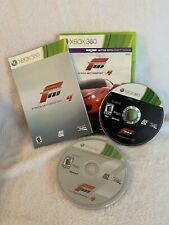 Forza Motorsport 4 (Microsoft Xbox 360, 2011) TESTED/WORKING! BE THE STIG!!!