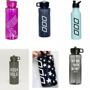Genuine Lorna Jane 1L Fitness Sports Water Bottle Camping Cycling Bicycle Hiking