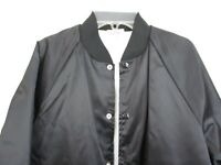 CARDINAL Vtg Jacket Unisex SZ M Black light lined Coaches Windbreaker