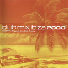 Various Artists :Club Mix Ibiza  Double CD 2000 (Same Day Post) 40 Tracks