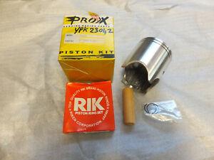 YAM YZ250 83/87  QUALITY JAPANESE PISTON KIT  3 O/SIZES  .50,  1.50mm  &  2.00mm