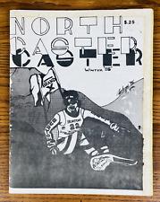 RARE NORTHCASTER 1985 CNS CICERO NORTH SYRACUSE HS PAPER FANZINE COMIC MAGAZINE