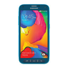 Samsung Galaxy S5 Sport SM-G860P - 16GB - Electric Blue (Unlocked) Smartphone